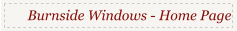 Burnside Windows - Home Page